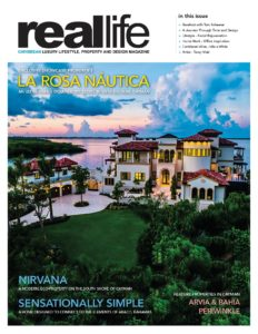 REALlife Magazine Front Page Showcase Property: La Rosa Nautica, Cayman Islands